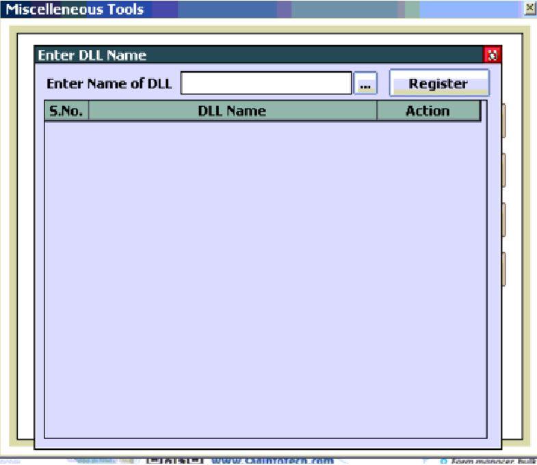 Online Help Regarding General Issues of the All SAG Infotech