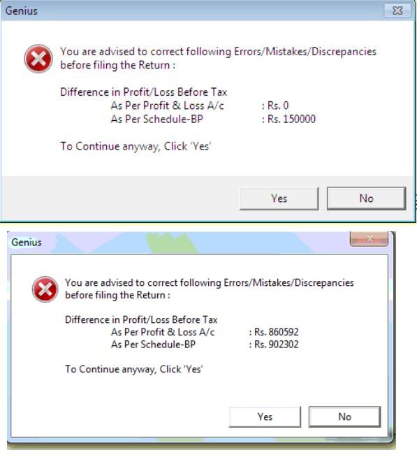 online help regarding general issues of the all sag infotech softwares