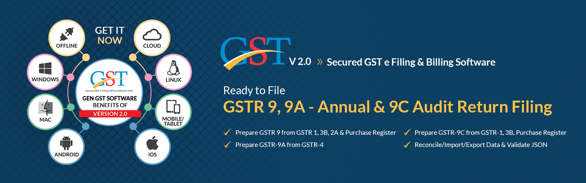 GST Software & CA Tax Software (Income Tax + TDS + XBRL) | SAG Infotech