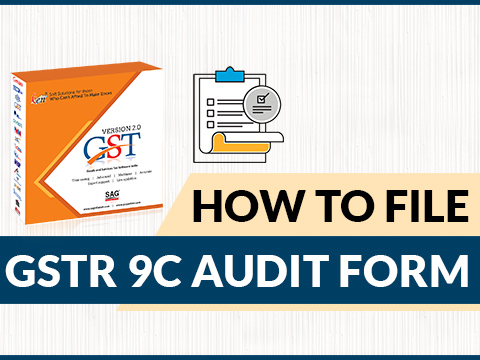 GSTR 9C Audit Form Demo By Gen GST Software