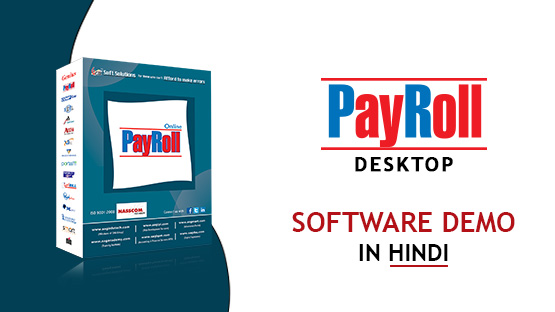 Gen Payroll Desktop Software Demo Hindi