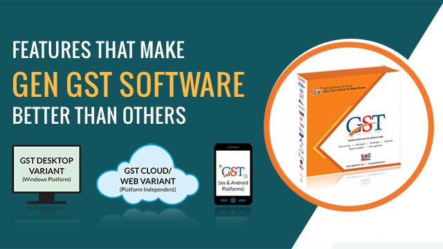 GST Software Features