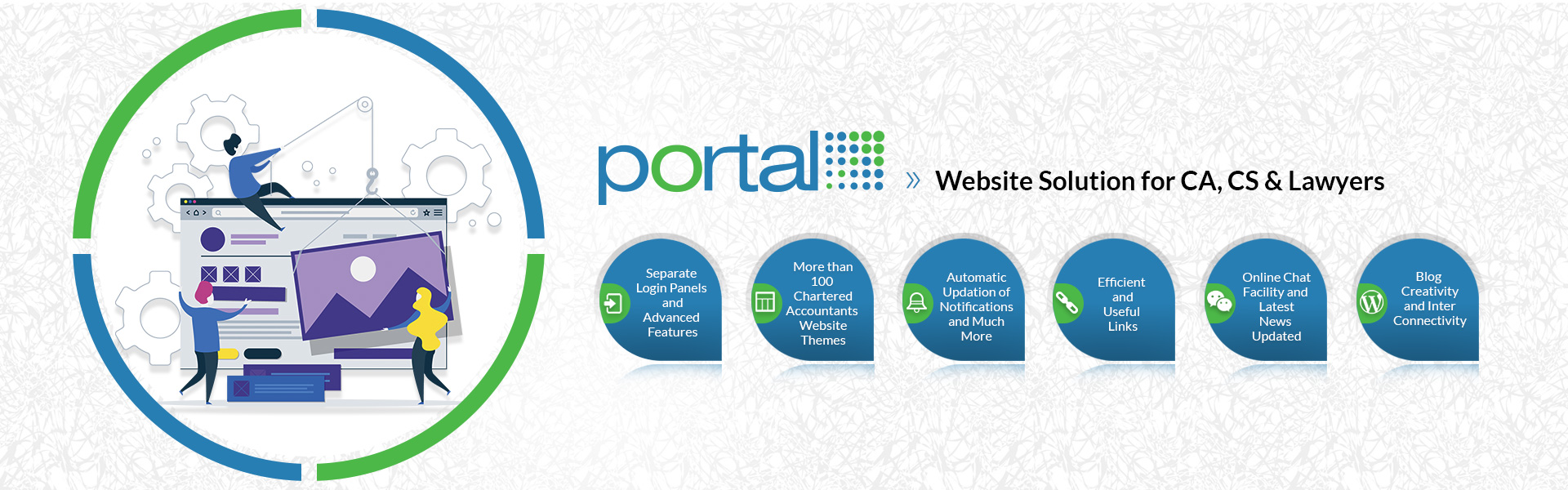 CA Portal Features