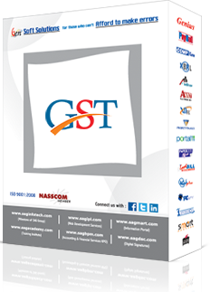 Gen GST Software India | GST e Filing & Billing Software | SAG Infotech