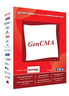 Gen CMA & EMI Software
