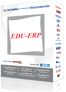 SAG Education ERP Software