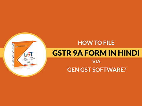GSTR9 Software Hindi Video