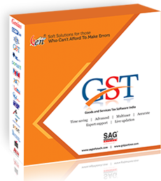 Gen GST Software India